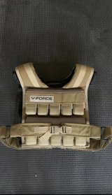 V-force 50lb vest in in Camp Pendleton, California