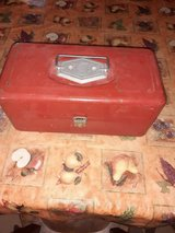 Antique fishing Tackle box in Alamogordo, New Mexico