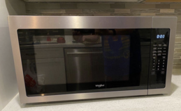 Whirlpool Stainless 2020 Microwave in Spring, Texas