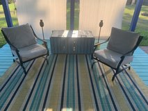 Outdoor furniture set in Fort Polk, Louisiana
