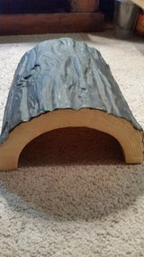 Artificial Log Reptile Hide in Fort Campbell, Kentucky
