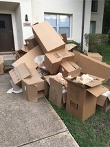 Free Boxes in Converse, Texas