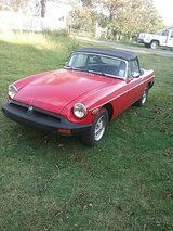 1979 MGB in bookoo, US