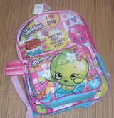 NEW Shopkins Backpack and Lunch Bag Set in Chicago, Illinois