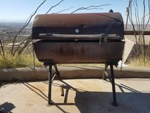 Large BBQ grill in Alamogordo, New Mexico