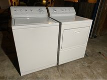 Kenmore washer and dryer in The Woodlands, Texas