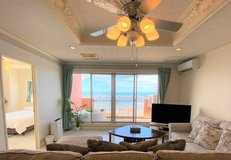 Fully Furnished 4BR unit with a great ocean view! in Okinawa, Japan