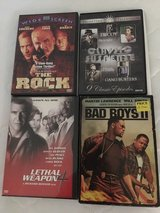 4 DVD Movies in Cary, North Carolina