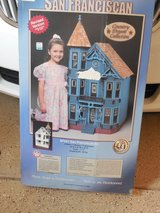 Country Dream Collection San Franciscan SF557 Wooden Dollhouse Kit - Not Finished in Oswego, Illinois