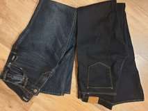 Silvertab and Lucky Brand Boot Cut jeans in Grafenwoehr, GE