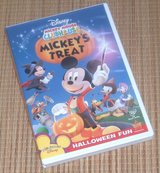 Disney Mickey Mouse Clubhouse Mickeys Treat DVD Halloween in Morris, Illinois