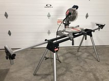 """Ryobi 10"""" Compound Miter Saw with Stand in Travis AFB, California"""