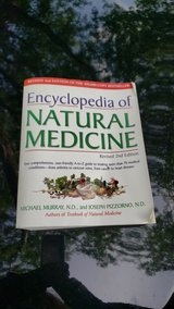Encyclopedia of natural Medicine Book in Bolingbrook, Illinois