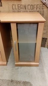 Cabinet w/glass door in Fort Campbell, Kentucky
