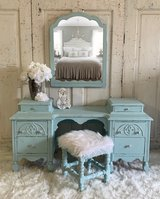 Vanity and stool in Kingwood, Texas