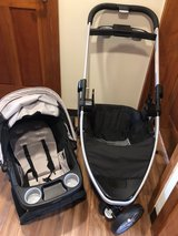 Graco click and connect Frame, and seat/car seat in Okinawa, Japan