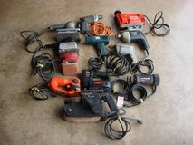 YOUR CHOICE OF ELECTRIC HAND TOOLS in Naperville, Illinois
