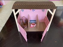 Our Generation doll horse stable in Plainfield, Illinois
