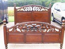 King 4 Piece Bedroom Set in Fort Campbell, Kentucky