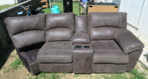 sectional L shape couch free in Okinawa, Japan