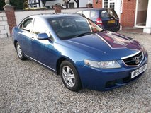 AUTOMATIC ACCORD 2,0cc PETROL AUTOMATIC IN IMMACULATE CONDITION in Lakenheath, UK