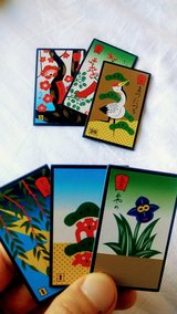 Hanafuda Cards! in Okinawa, Japan