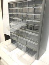 """Storage organizer, size 14"""" x 18"""" and 6"""" deep great or organizing small items in Okinawa, Japan"""