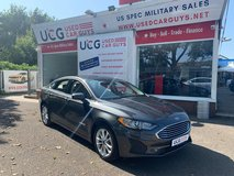 2019 Ford Fusion Hybrid SE in Wiesbaden, GE