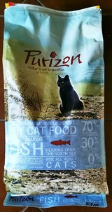 Purizon Dry Cat Food in Ramstein, Germany