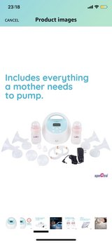 ISO Attachments for Spectra S1 Breast Pump in Okinawa, Japan