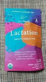 Pink Stork Lactation Tea new in Okinawa, Japan