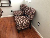 two chairs, great condition in Vacaville, California
