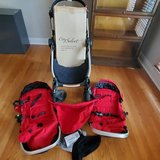 Fabulous City  Select Stroller Multiple Combination Stroller 2 seats and Bassinet in Wheaton, Illinois