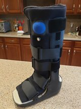 Padded Ankle Stabilizer/Brace Boot in Kingwood, Texas