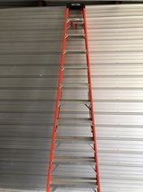 12' Fiberglass Ladder in Spring, Texas
