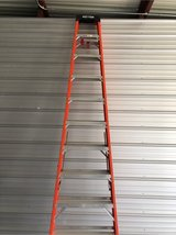 10' Fiberglass Ladder in Spring, Texas