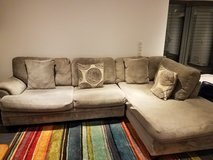 couch and area rug in Wiesbaden, GE