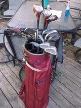 Left Handed Golf Club Set in Naperville, Illinois