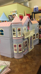 Doll House with some furniture in Fort Leonard Wood, Missouri