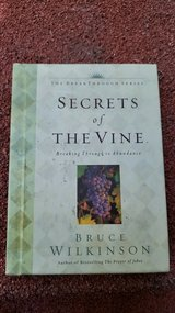 Secrets of the Vine Book in Bolingbrook, Illinois