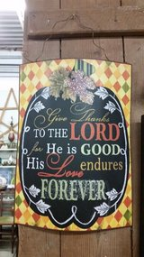 Fall Scripture Tin in Clarksville, Tennessee