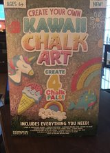 Create Your Own Chalk Art in Naperville, Illinois