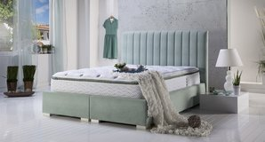 United Furniture - Aloe Vera Mattress in Queen & King Size in Baumholder, GE
