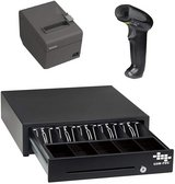 POS Hardware Bundle for Square - Cash Drawer, Thermal Receipt Printer, and Barcode Scanner [Comp... in Okinawa, Japan