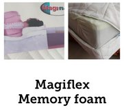 United Furniture -US KS Mattress - Model Magiflex -  Foam Memory-monthly payments possible in Ramstein, Germany