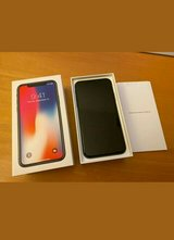 used apple iphone x -256GB space Gray (T mobile) all in the box in 29 Palms, California