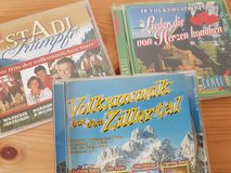 3 CD's Volksmusik in Ramstein, Germany