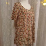 Lularoe circle print tunic in Alamogordo, New Mexico