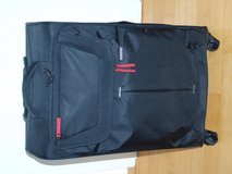 must go:(New) Suitcase black (used 1x for a Swiss trip, like NEW) in Wiesbaden, GE