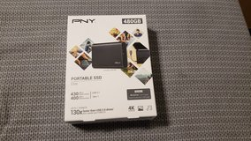 PNY Portable SSD 480GB in Camp Lejeune, North Carolina